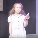 VIDEO: Little is Unstoppable with MATILDA at West End Live