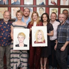 Photo Coverage: Laura Linney and Cynthia Nixon Celebrate Their New Portraits at Sardi's!
