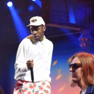 VIDEO: Rapper Tyler The Creator Performs '911' on LATE SHOW