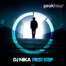 DJ Nika Takes His 'First Step' on Peak Hour Music