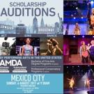 AMDA busca talento y audicionará en México el 6 de agosto próximo