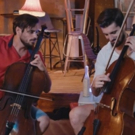 VIDEO: 2CELLOS Cover Justin Bieber's 'Despacito' Video