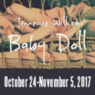 New Stage Theatre Granted Rare Opportunity to Produce Tennessee Williams' BABY DOLL