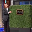 VIDEO: Stephen Introduces His Anthony Scaramucci Impression on LATE SHOW