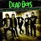 The Dead Boys Celebrate 40 Years - New Album and 2017 Tour
