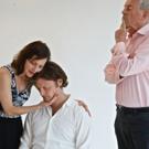 Photo Flash: In Rehearsals for HAMLET Starring Gyles Brandreth, Benet Brandreth, and Kosha Engler at Park Theatre
