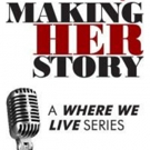Warner Theatre and WNPR Present MAKING HER STORY: Carolyn Kuan