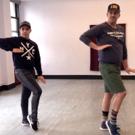 DANCE CAPTAIN DANCE ATTACK: Ben Gets the Job Done with HAMILTON's David Guzman!