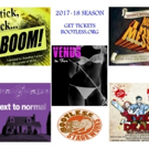 Bootless Stageworks Announces 2017-18 Season, Subscriptions On Sale