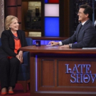 Former Secretary of State Hillary Clinton Returns to LATE SHOW WITH STEPHEN COLBERT, 9/19