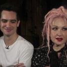 VIDEO: Cyndi Lauper & Brendon Urie Talk Broadway's KINKY BOOTS