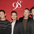 98 Degrees to Warm Up Aronoff Center on Christmas Tour