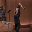 VIDEO: Jennifer Lawrence Challenges Jimmy to Axe Throwing Contest on TONIGHT SHOW