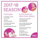 Playwrights' Center 2017-18 Season Announced