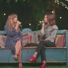 VIDEO: Lea Michele & Ashley Tisdale Cover Robyn's 'Dancing On My Own'