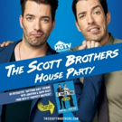 THE SCOTT BROTHERS HOUSE PARTY to Bring HGTV Twins to the MAC