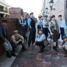 Photo Flash: Today's Headline: Meet the Cast of Disney's NEWSIES at Orlando REP Photo