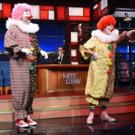 VIDEO: Tim Heidecker and Eric Wareheim 'Clown Around' on LATE SHOW