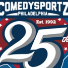 ComedySportz Philadelphia Celebrates 25 Years With Two Anniversary Performances