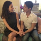 Telly Leung Joins Mandy Gonzalez for a WICKED Good Broadway Soundbite