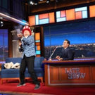 VIDEO: Bill Murray Performs West Side Story Medley on LATE SHOW