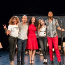 Photo Flash: Stars Come Out for Good Causes at SPEAK UP, RISE UP Photo
