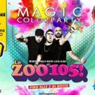Colora la tua Estate, MAGIC COLOR PARTY a Rainbow Magicland, 2 settembre
