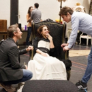 Photo Flash: Inside Rehearsal with Gardar Thor Cortes, Meghan Picerno and More for LOVE NEVER DIES on Tour Photos