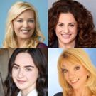 Melissa Peterman, Marissa Jaret Winokur, Teresa Ganzel and Sarah Gilman to Lead HEART Photo