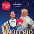 Torrent Productions to Present PINOCCHIO: A Merry Magical Pantomime this Holiday Seas Photo