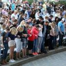 City Of Nashville, NCVC, & CMA Hold Vigil Honoring Victims of Las Vegas Shooting Photo