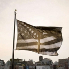 Robert Longo's 'Pledges of Allegiance' Flag Raised by 10 Institutions Nationwide