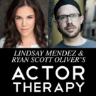 Lindsay Mendez and Ryan Scott Oliver's ACTOR THERAPY Begins 2017 Fall Cabaret Series  Photo