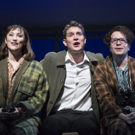Photo Flash: First Look at Eden Espinosa, Mark Umbers, Damian Humbley and More in MERRILY WE ROLL ALONG at Huntington Photos