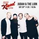 Judah & the Lion to Debut 'Suit and Jacket' on JIMMY KIMMEL LIVE!, 9/20