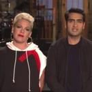 VIDEO: Kumail Nanjiani, Aidy Bryant & Pink Promo This Week's SNL