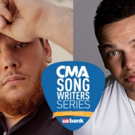 Rising Country Stars Kane Brown and Luke Combs Are 'Front and Center' For CMA Songwriter Series