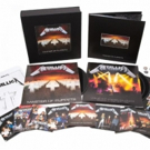 Metallica To Re-Release 'Master Of Puppets' this November