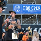 Nyjah Huston Wins 1st Place at the SLS Nike SB Pro Open in Barcelona