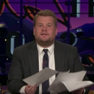 VIDEO: James Corden Sends 297 Copies of 'Philadelphia' to Trump to Educate Him on HIV/AIDS