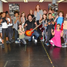Photo Coverage: SCHOOL OF ROCK Touring Company Meets The Press Photo