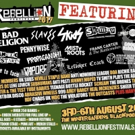 Former Sex Pistol Paul Cook's The Professionals to Play Rebellion Festival this August