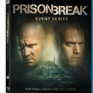 PRISON BREAK Event Series Now Available on Blu-ray and DVD