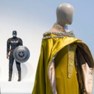 Photo Flash: Museum Exhibition Reveals Marvel: Creating the Cinematic Universe