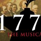 Tony Award-Winning 1776 Comes to Lake Country Playhouse
