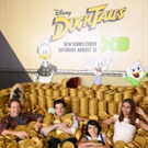 PHOTO: Cast of Disney's Animated Adventure Series DUCKTALES Stop By D23 Expo