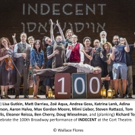 Photo Flash: Broadway Stay INDECENT Celebrates 100th Show