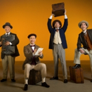 Photo Flash: First Look at TheatreWorks Silicon Valley's World Premiere of THE FOUR IMMIGRANTS Photos