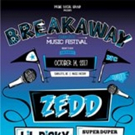 Zedd to Headline Breakaway Music Festival Brand Expansion to North Carolina