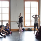 Photo Flash: In Rehearsal for Alley Cat Theater's PLANK